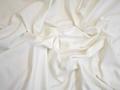 Костюмная белая ткань из хлопка ВЕ625