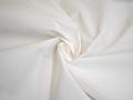 Костюмная белая ткань хлопок полиэстер ВЕ650