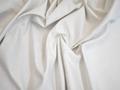 Костюмная белая ткань хлопок ВЕ633