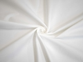 Костюмная белая ткань хлопок с эластаном ВЕ636