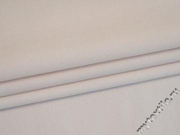 Костюмная пыльно-розовая ткань шерсть полиэстер  ВЕ644