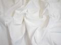 Костюмная белая ткань хлопок с эластаном ВЕ62