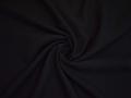 Габардин чёрный полиэстер ВБ221