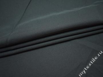 Габардин тёмно-серый полиэстер ВБ254
