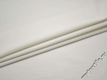 Костюмная молочная ткань хлопок ВА541