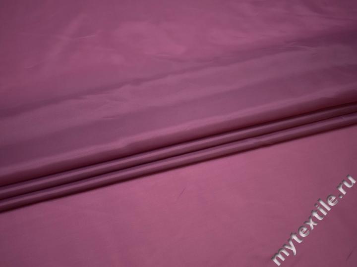 Подкладочная фиолетовая ткань полиэстер ГА44