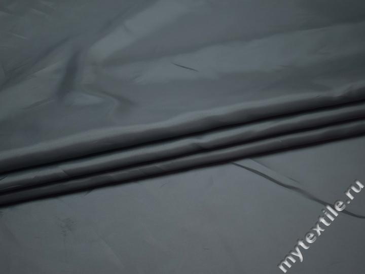Подкладочная серая ткань полиэстер ГА45