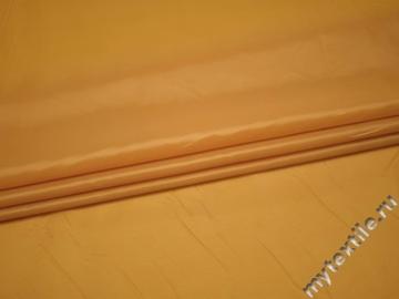 Подкладочная желтая ткань полиэстер ГЕ468