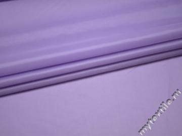 Подкладочная сиреневая ткань полиэстер ГЕ490