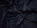 Курточная стеганая темно-синяя из полиэстера ДБ419
