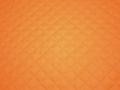 Подкладка  стеганая оранжевая из полиэстера ДГ422