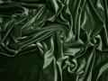 Бархат-стрейч зеленый Г/В1-33