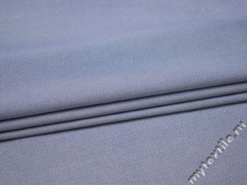 Костюмная синяя ткань полиэстер В/В223