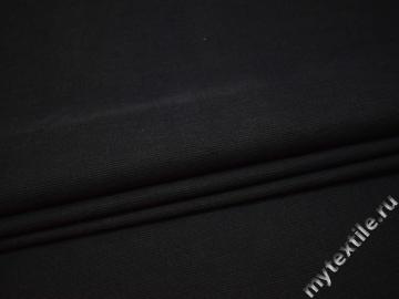 Костюмная серая ткань хлопок  ВВ556