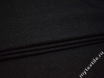 Костюмная серая ткань шерсть полиэстер ГД33