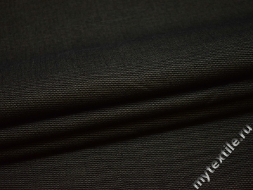 Костюмная фактурная зеленая ткань шерсть полиэстер ГД38