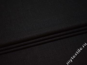 Костюмная серая ткань шерсть полиэстер ГЕ411