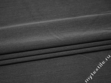 Костюмная серая ткань полиэстер ВГ46