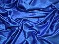 Подкладочная синяя ткань геометрический узор полиэстер ГА189
