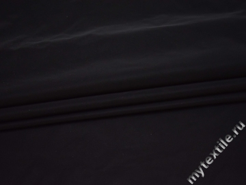 Курточная однотонная синяя ткань полиэстер Б/Е1-93