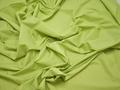 Курточная салатовая ткань полиэстер Б/Е2-83