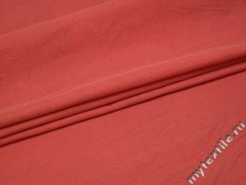Курточная розовая ткань полиэстер Б/Е2-2