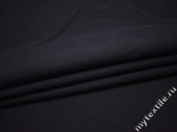 Костюмная серая ткань хлопок ВЕ322