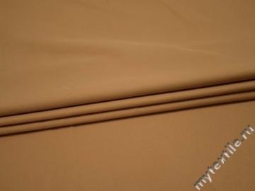 Костюмная золотая ткань вискоза полиэстер ВЕ232