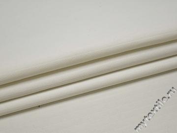 Костюмная молочная ткань хлопок ВЕ218