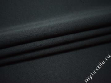 Костюмная серая ткань полиэстер эластан ГГ417