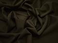 Костюмная цвета хаки ткань шерсть полиэстер ГД222