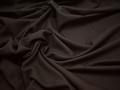 Костюмная коричневая ткань хлопок ВД258