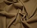 Костюмная оливковая ткань хлопок ВД256