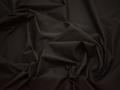 Костюмная коричневая ткань хлопок полиэстер эластан ВД237