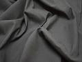 Костюмная серая ткань хлопок полиэстер эластан ВД220