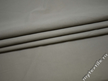 Костюмная серая ткань вискоза полиэстер ВД215
