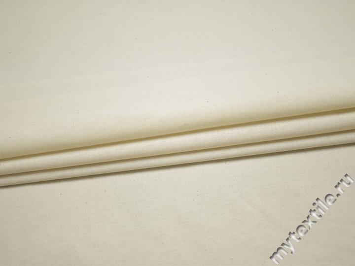 Костюмная молочная ткань хлопок ВД211