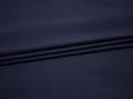 Костюмная синяя ткань хлопок полиэстер эластан ВД210