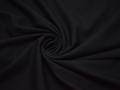 Костюмная черная ткань вискоза полиэстер  ВД21