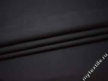 Костюмная серая ткань хлопок  полиэстер ВБ54