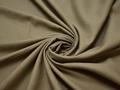 Костюмная оливковая ткань хлопок ВБ48