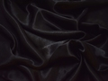 Креп-сатин черный полиэстер ГБ1148