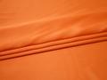 Креп-сатин оранжевый полиэстер ГБ182