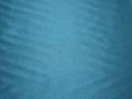 Креп-сатин бирюзово-голубой полиэстер ГБ124