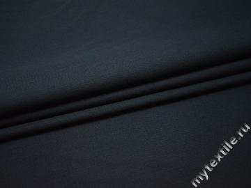 Костюмная серая ткань шерсть полиэстер ДЕ322