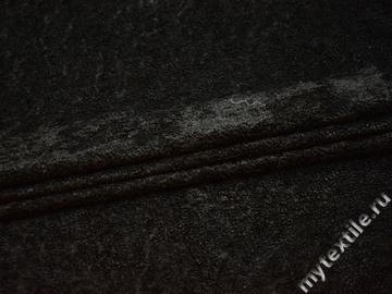 Мех темно-серый полиэстер ДВ413