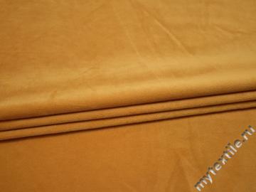 Мех оранжевый полиэстер ДВ447
