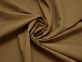 Курточная бежевая ткань хлопок полиэстер БЕ327