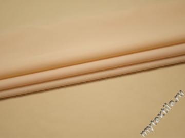 Курточная персиковая ткань полиэстер БЕ340
