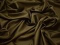 Плательная цвета хаки ткань полиэстер БА274